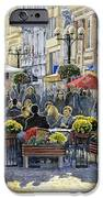 Prague Mustek First Heat IPhone Case by Yuriy  Shevchuk