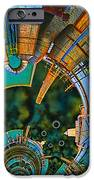 Processing Point 1 IPhone Case by Wendy J St Christopher