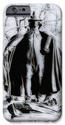 Quaker Pilgrim IPhone Case by Bill Cannon