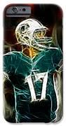 Ryan Tannehill - Miami Dolphin Quarterback IPhone Case by Paul Ward