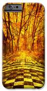 Sacred Temple Of The Trees IPhone Case by Jenny Rainbow