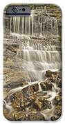 Scenic Alger Falls  IPhone Case by Michael Peychich