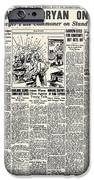 Scopes Trial, 1925 IPhone Case by Granger