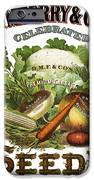 Seed Company Poster, C1800 IPhone Case by Granger