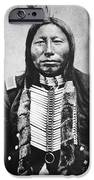 Sioux: Crow King IPhone Case by Granger