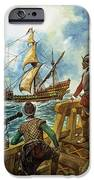 Sir Francis Drake IPhone Case by Peter Jackson
