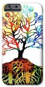 Spiritual Art - Tree Of Life IPhone Case by Sharon Cummings