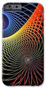 Spirograph IPhone Case by Amanda Moore