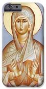 St Elizabeth IPhone Case by Julia Bridget Hayes