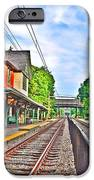 St. Martins Train Station IPhone Case by Bill Cannon