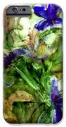Starflower IPhone Case by Anne Duke