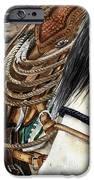 Stirrup Up IPhone Case by Nadi Spencer