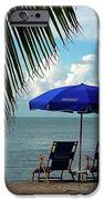 Sunday Morning At The Beach In Key West IPhone Case by Susanne Van Hulst