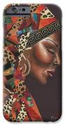 Thank You Angela IPhone Case by Alga Washington