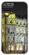 The Bund - Shanghai's Signature Strip Of Historic Riverfront Architecture IPhone Case by Christine Till