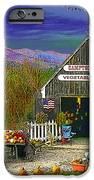The Campton Farm IPhone Case by Nancy Griswold