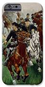The Cavalry IPhone Case by WT Trego