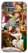 The Concert Of Angels IPhone Case by Gaudenzio Ferrari