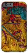 The Cyclist IPhone Case by Andrew Fare