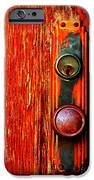 The Door Handle  IPhone Case by Tara Turner