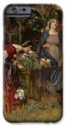 The Enchanted Garden IPhone Case by John William Waterhouse