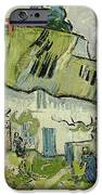 The Farm In Summer IPhone Case by Vincent van Gogh