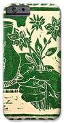 The Florist IPhone Case by Caroline Street
