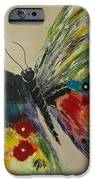 The Flying Butterfly IPhone Case by Clement Tsang