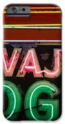 The Navajo Lodge Sign In Prescott Arizona IPhone Case by David Patterson