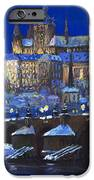The Prague Panorama IPhone Case by Yuriy  Shevchuk