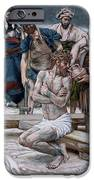 The Wine Mixed With Myrrh IPhone Case by Tissot