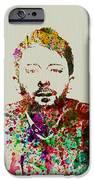 Thom Yorke IPhone Case by Naxart Studio
