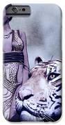 Tigress IPhone Case by Maynard Ellis