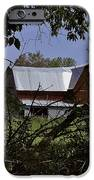 Tin Roofed Barn IPhone Case by Richard Gregurich