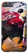 Toroscape 53 IPhone Case by Miki De Goodaboom