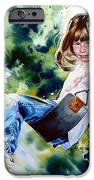 Tracy IPhone Case by Hanne Lore Koehler
