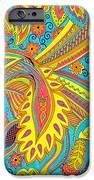 Tropical Sizzle IPhone Case by Ramneek Narang
