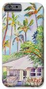 Tropical Waimea Cottage IPhone 6s Case by Marionette Taboniar