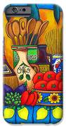 Tuscany Delights IPhone Case by Lisa  Lorenz
