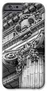 University Of Pennsylvania Column Detail IPhone Case by University Icons