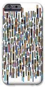 Urban Abstract IPhone Case by Frank Tschakert