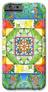 Vegetable Patchwork IPhone Case by Isobel  Brook Haslam