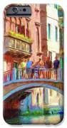 View From The Canal IPhone Case by Jeff Kolker