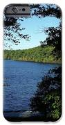 Walden Pond End Of Summer IPhone Case by Lawrence Christopher