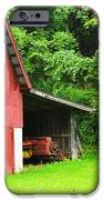 West Virginia Barn And Baler IPhone Case by Thomas R Fletcher