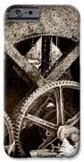 Wheels Of Time IPhone Case by Gabriela Insuratelu