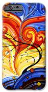 Whirlwind By Madart IPhone Case by Megan Duncanson