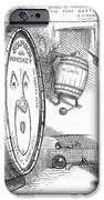 Whiskey Ring Cartoon, 1876 IPhone Case by Granger