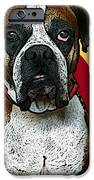 Wild Boxer 2 IPhone Case by Bibi Romer