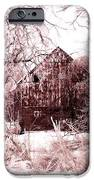 Winter Wonderland Pink IPhone Case by Julie Hamilton